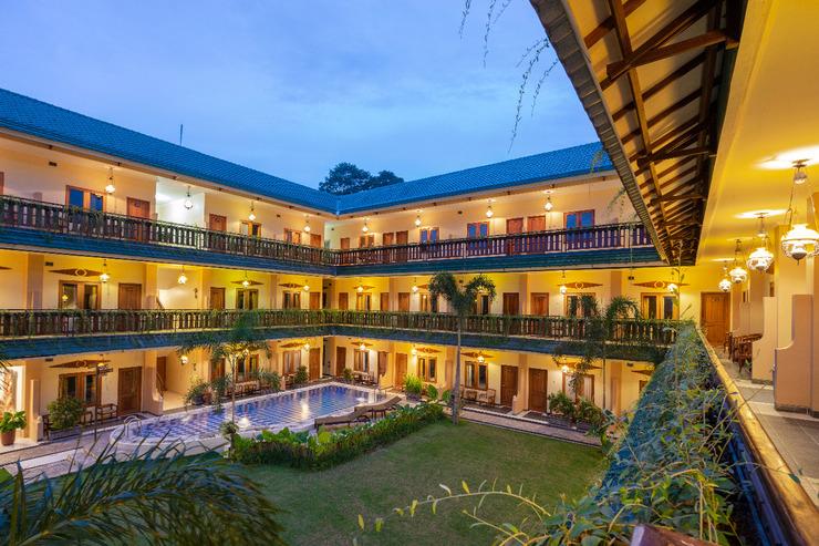 Hotel Diana Jogja Yogyakarta - Pemandangan