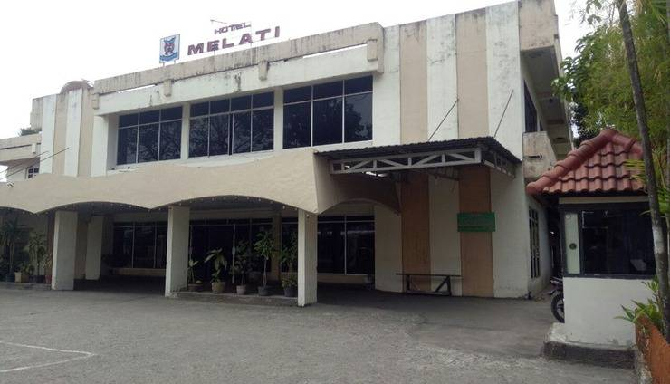 Grand Melati Hotel Medan Medan - Exterior