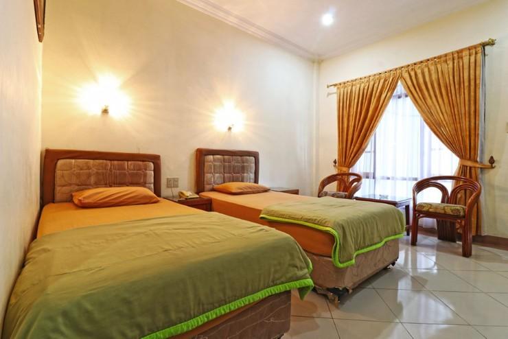 Hotel Melati Medan - Deluxe Twin Room