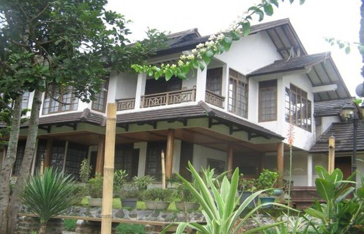 Harga Hotel Villa Damos (Bandung)