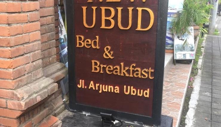 New Ubud Hostel Bali - Exterior