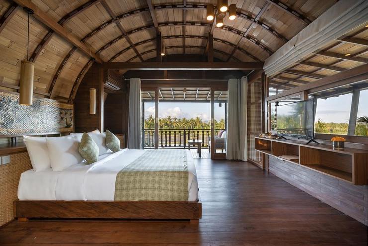 Adiwana Bee House Bali - Bedroom