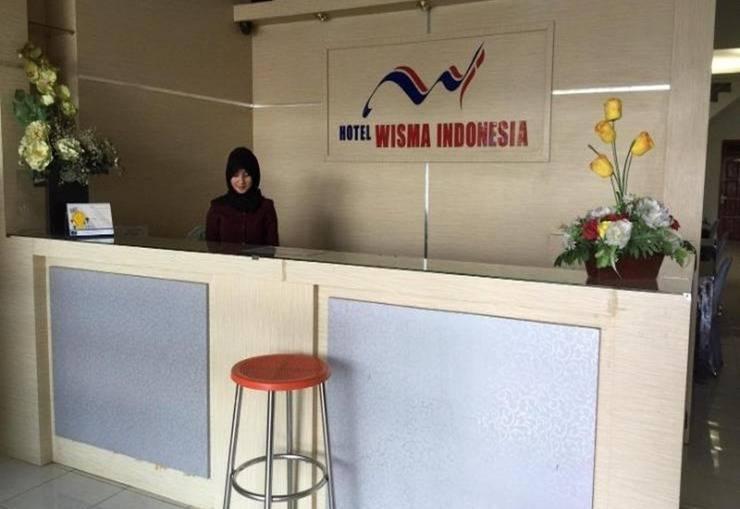 Hotel Wisma Indonesia Kendari - Resepsionis