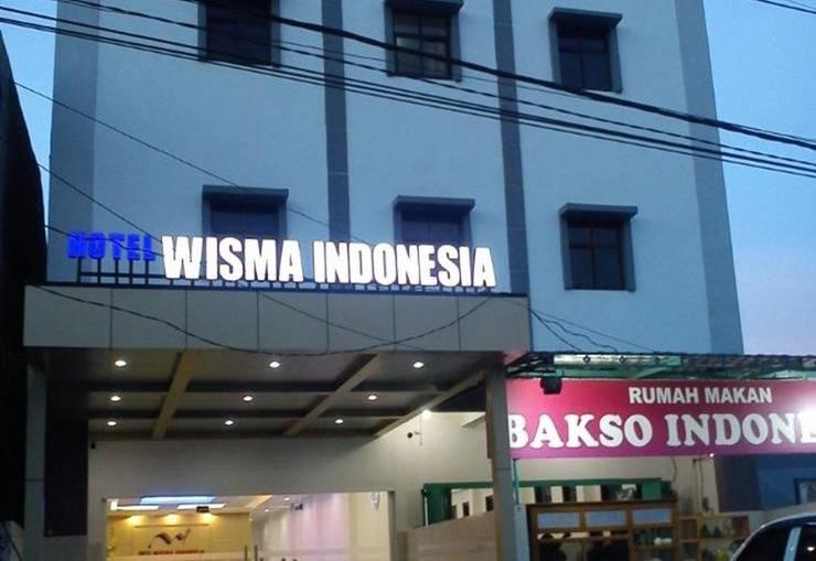 Hotel Wisma Indonesia Kendari - Eksterior