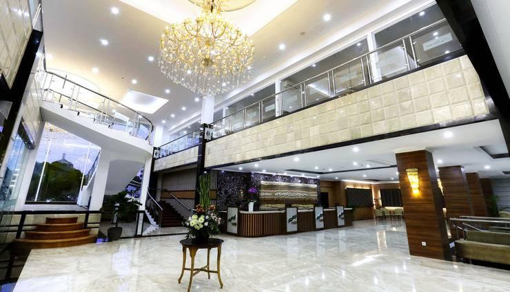 Grand Asrilia Hotel Convention & Restaurant Bandung - Lobby
