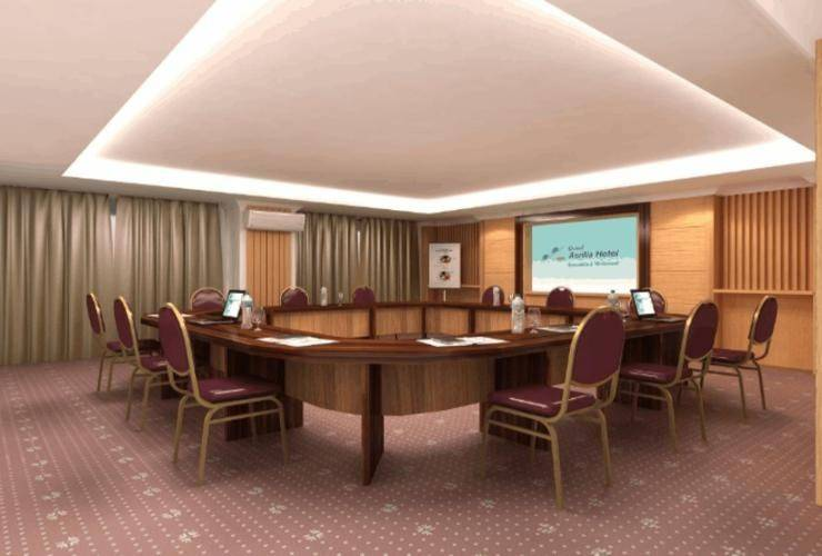 Grand Asrilia Hotel Convention & Restaurant Bandung - Meeting Room