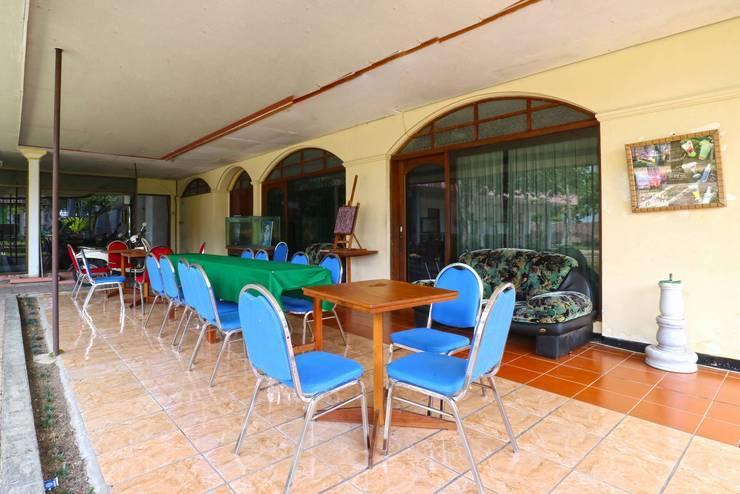 Villa Vanda Malang - Place to eat
