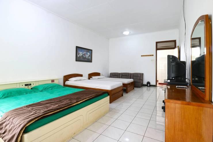 Villa Vanda Malang - Bedroom