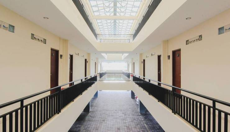 D'Paragon Seturan 4 Yogyakarta - Interior