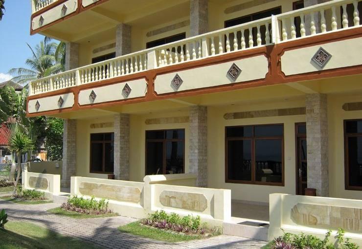 Bali Palms Resort Bali - Tampilan Luar Hotel