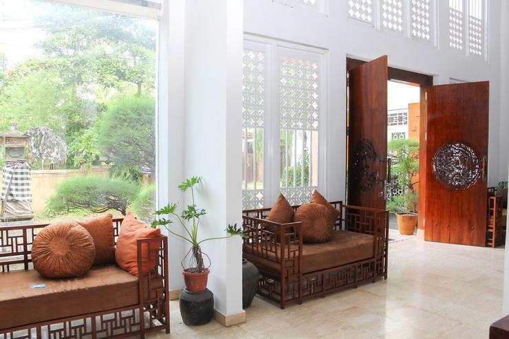 Airy Eco Seminyak Kerobokan Umalas Dua 106 Bali - Lobby