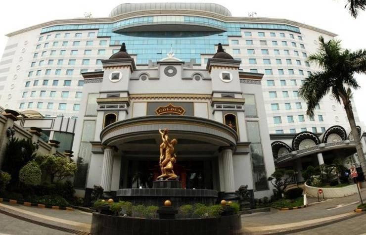 Alamat Golden Boutique Hotel Angkasa - Jakarta