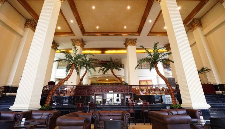 Golden Boutique Hotel Jakarta - PIANO LOUNGE