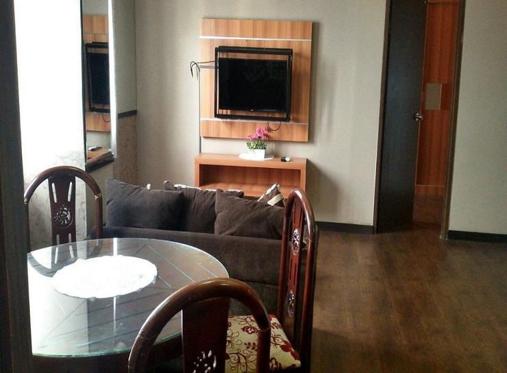 The Suites Metro Apartment By Ghotic Bandung - 3 BR