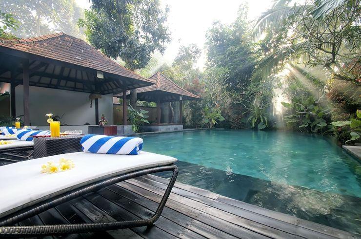 Bayad Ubud Bali Villa Bali - Pool