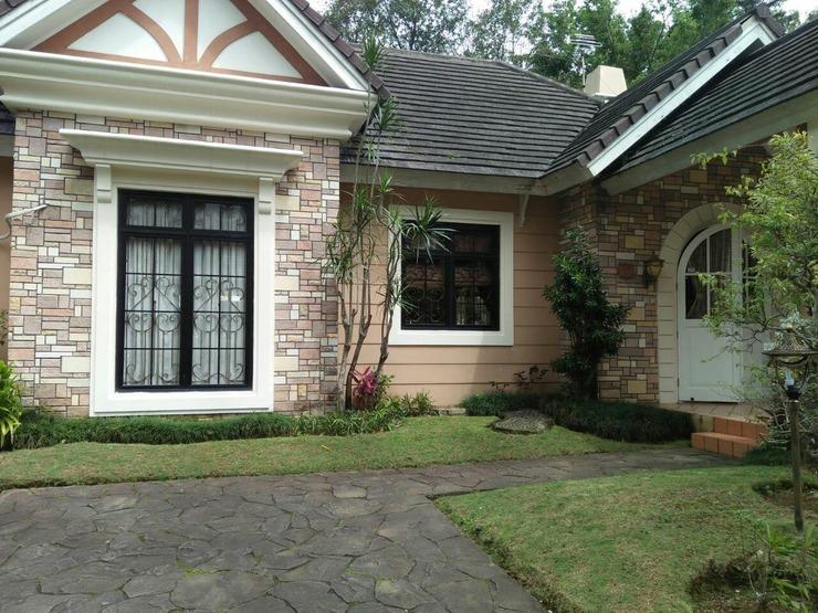 Santibi's Villa Kota Bunga Little Indian Cianjur - Exterior