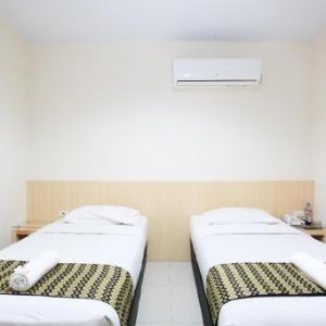 Sabrina 45 Hotel Pekanbaru - Kamar
