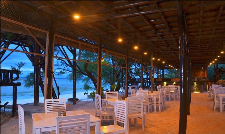 The Trawangan Resort Lombok - Restaurant