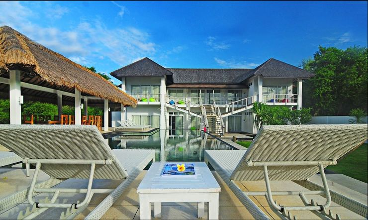 The Trawangan Resort Lombok - Front of Property