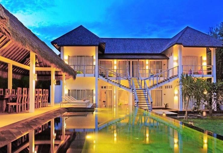 Alamat The Trawangan Resort - Lombok