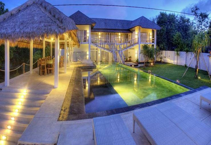 The Trawangan Resort Lombok - Deluxe Triple