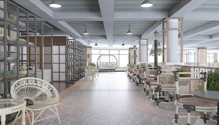 Plataran Bromo Pasuruan - Lounge