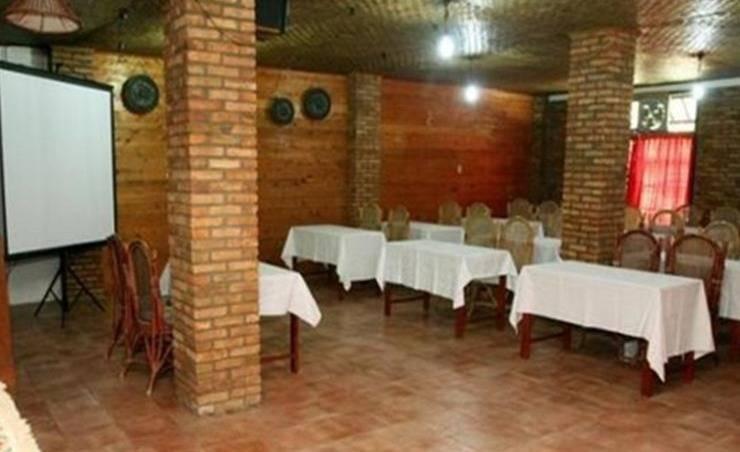 Hotel Silintong Samosir - Interior