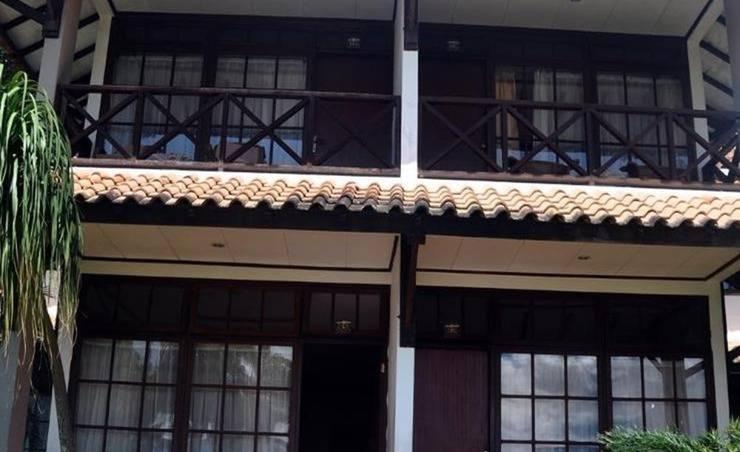 Hotel Silintong Samosir - Eksterior