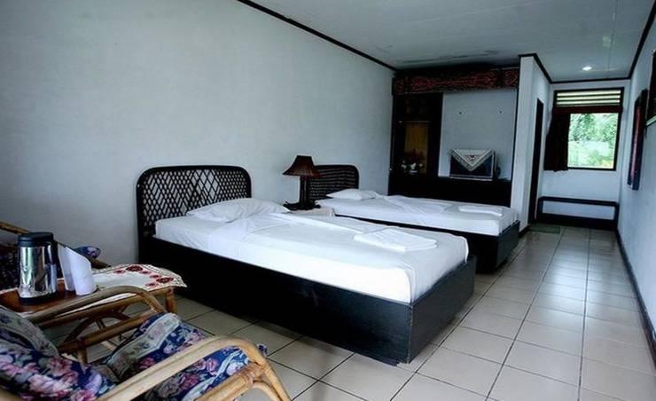 Hotel Silintong Samosir - Kamar tamu