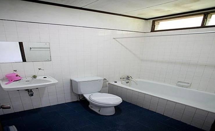 Hotel Silintong Samosir - Kamar mandi