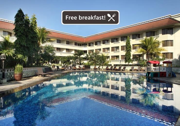 Hotel Santika Premiere Jogja Jogja - Appearance