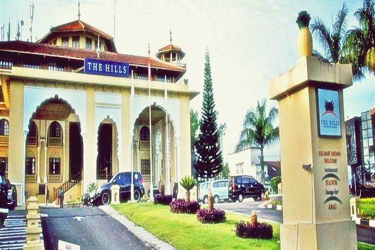 Novotel Bukittinggi - Tampilan Luar Hotel