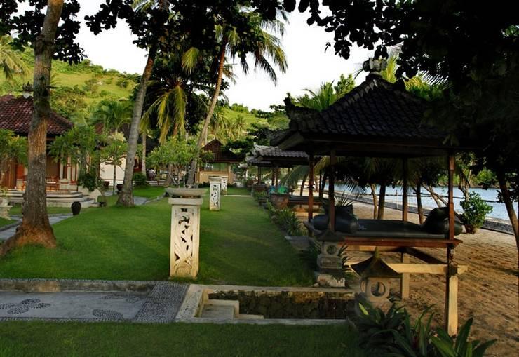 Puri Bagus Candidasa Bali - Taman