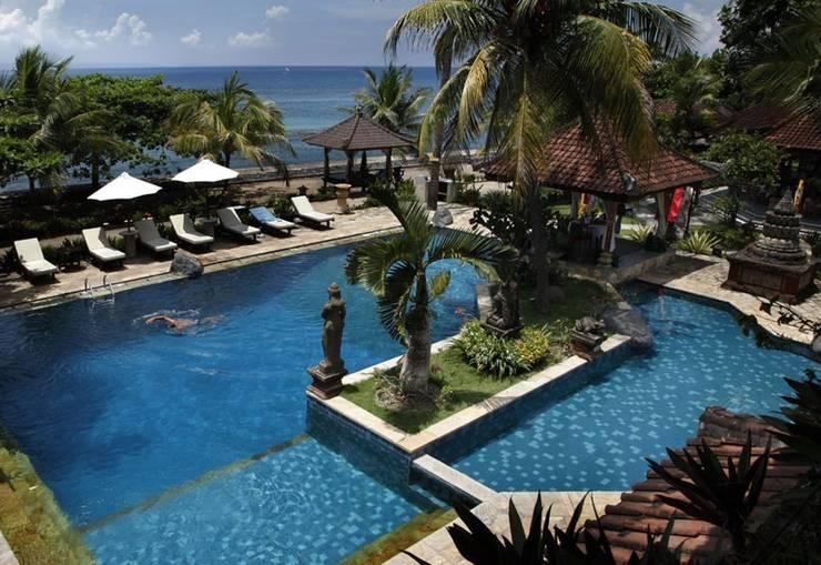 Puri Bagus Candidasa Bali - Kolam Renang