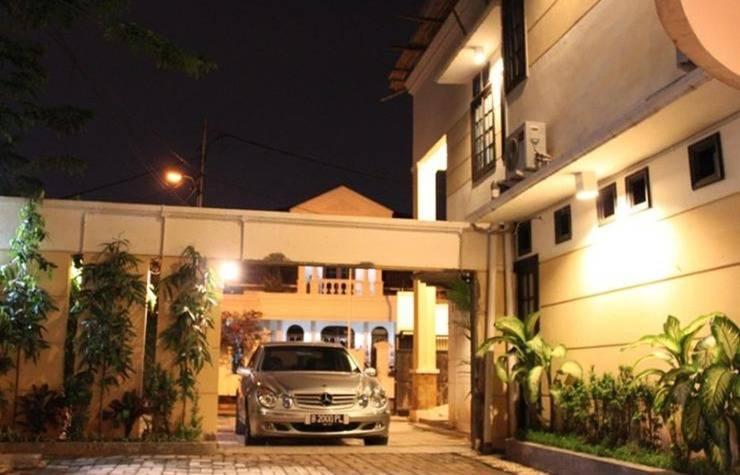 Alamat Lagura Residence - Jakarta