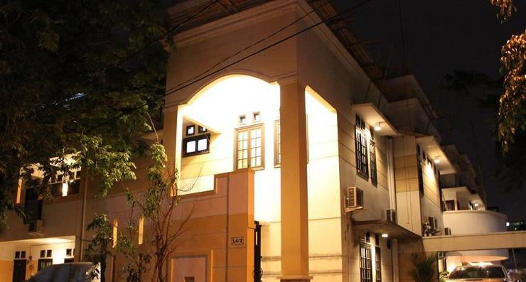 Lagura Residence Jakarta - bangunan