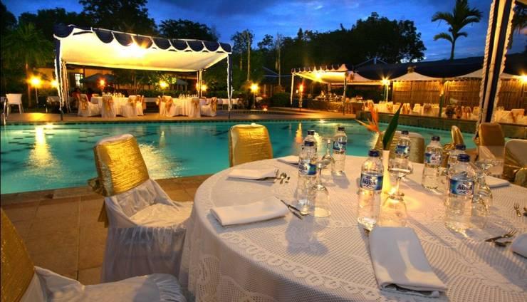 Rungan Sari Resort Palangkaraya - Swimming Pool