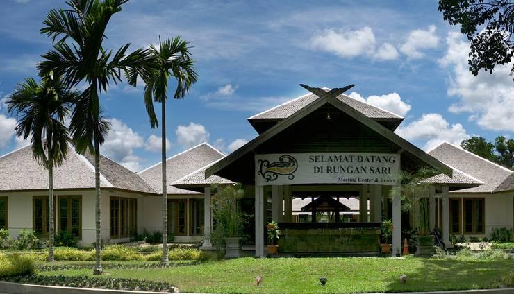 Rungan Sari Resort Palangka Raya - Tampulan Luar