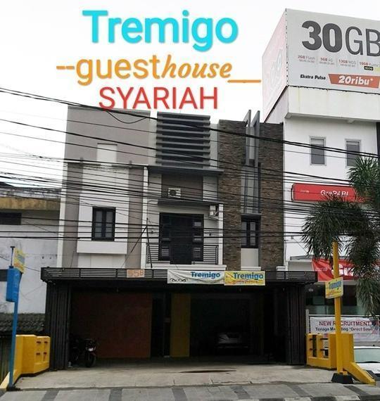 Tremigo Guest House Cirebon - Exterior