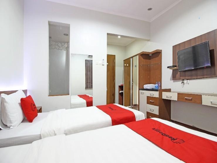 RedDoorz near Jogja City Mall Yogyakarta - Guestroom