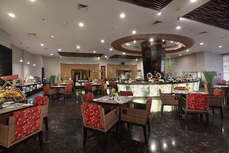 Atria Hotel Malang - Breakfast Area