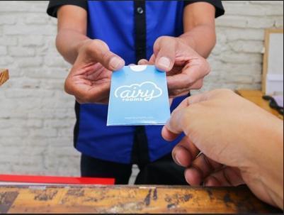 Airy Eco Kebon Jati H Basar 61 Bandung - Receptionist