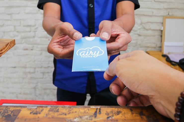 Airy Eco Kebon Jati H Basar 61 Bandung - Lobby