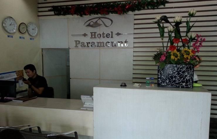 Hotel Paramount Makassar Makassar - Resepsionis