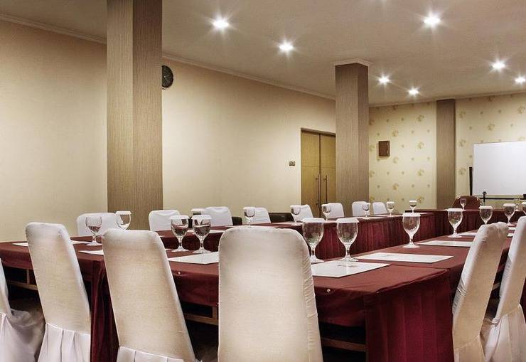 Hotel Nyland Pasteur - Meeting Room
