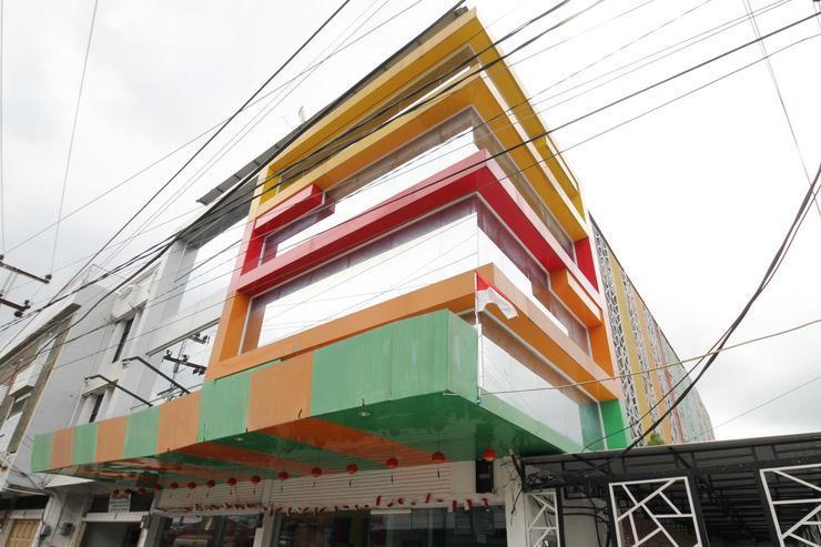 Airy Eco Tanjung Datuk 241 Pekanbaru Pekanbaru - Exterior
