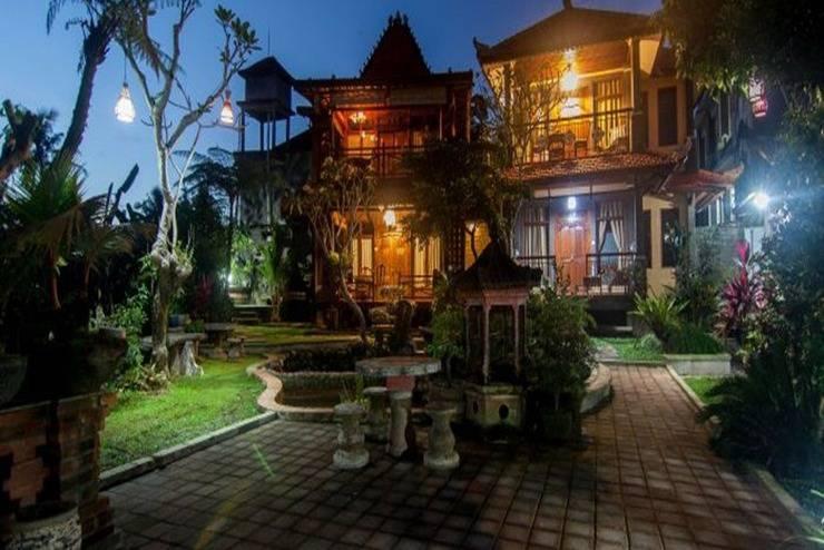 Ganesha Ubud Inn Bali - Eksterior