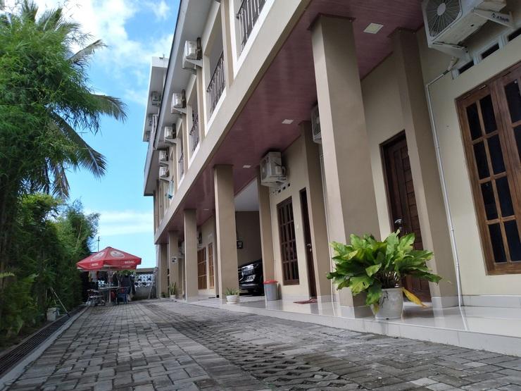 New Citra Hotel Jogja - Exterior