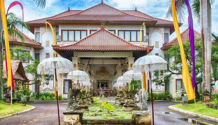The Mansion Ubud - Tampilan Luar Hotel