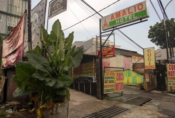 Amalio Hotel Bandung - Appearance